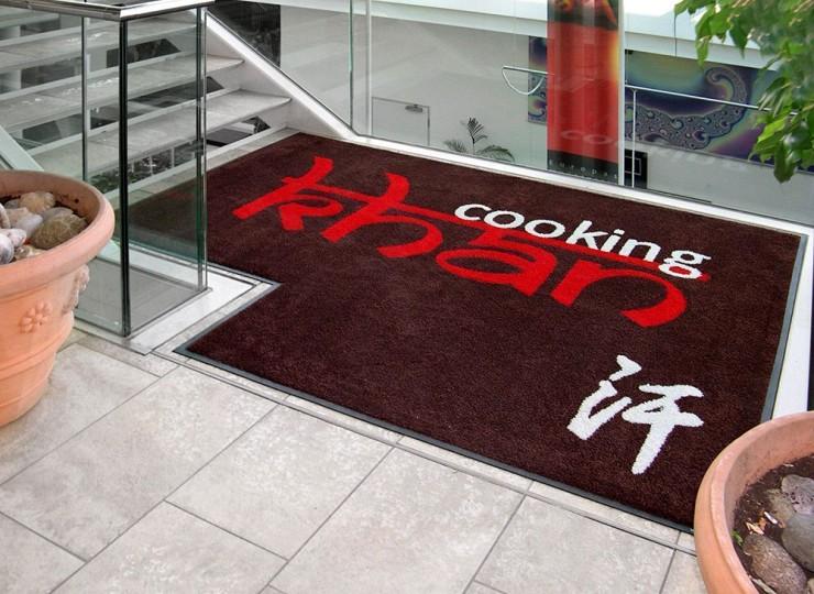 Stickmatte khan cooking