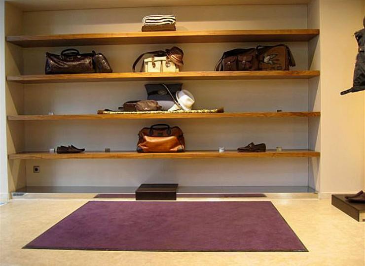 Unicolor Matte in einem Shop