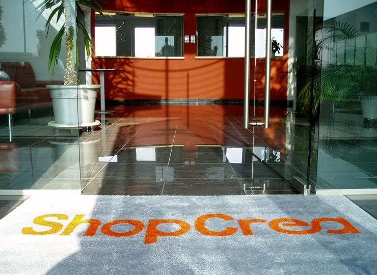 Stickmatte ShopCrea