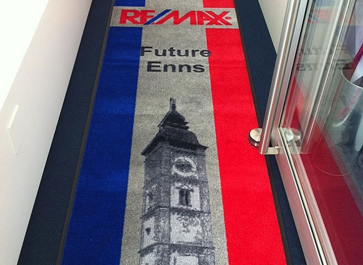 Grafikmatte RE/MAX