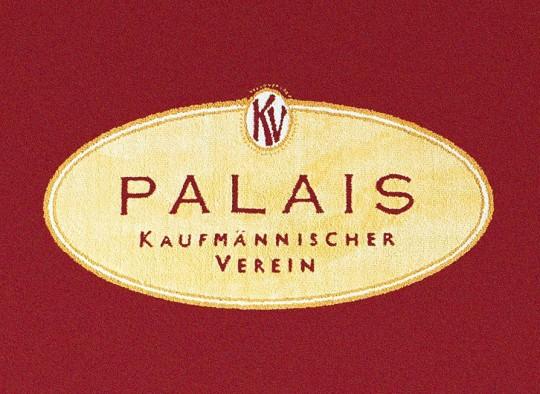 Stickmatte Palais Kaufmännischer Verein